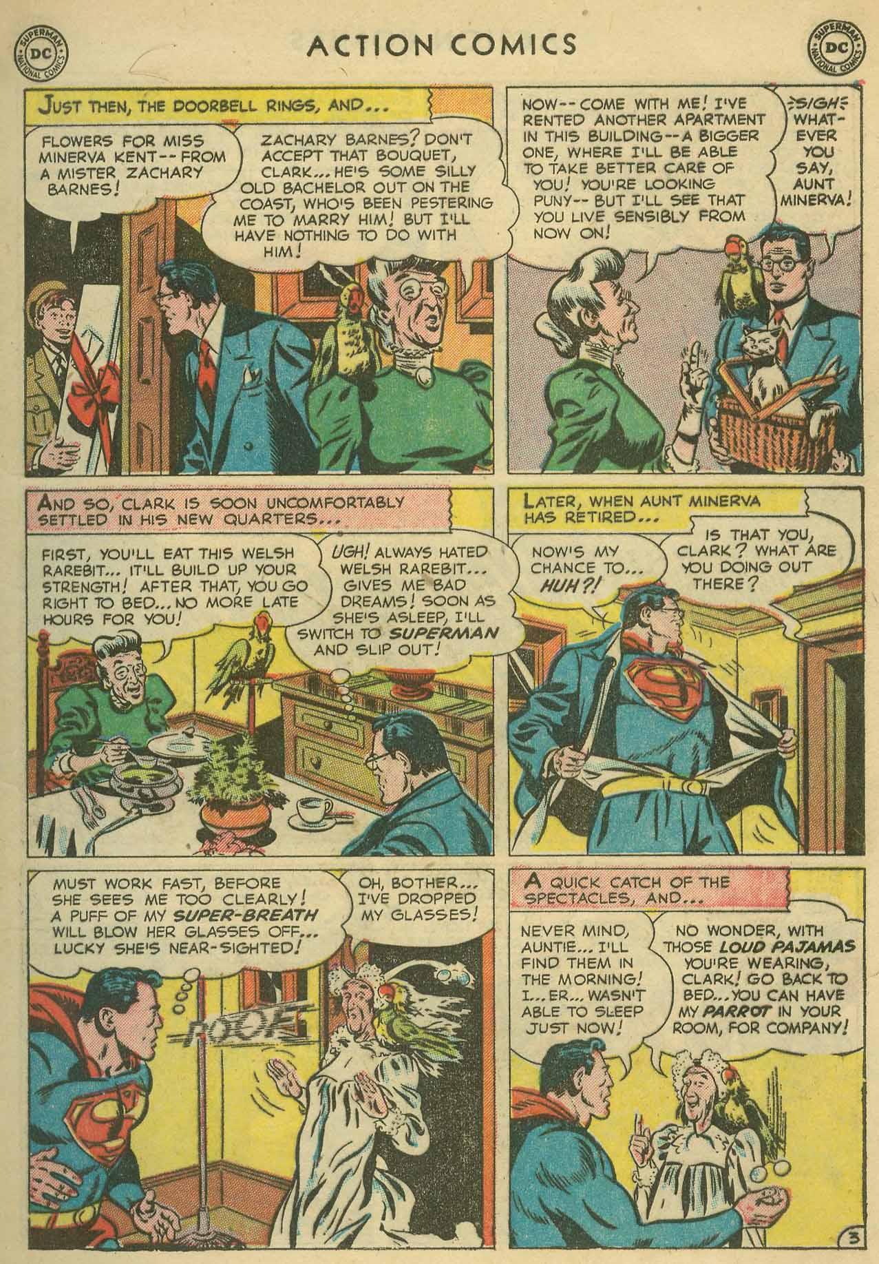Action Comics (1938) 160 Page 4