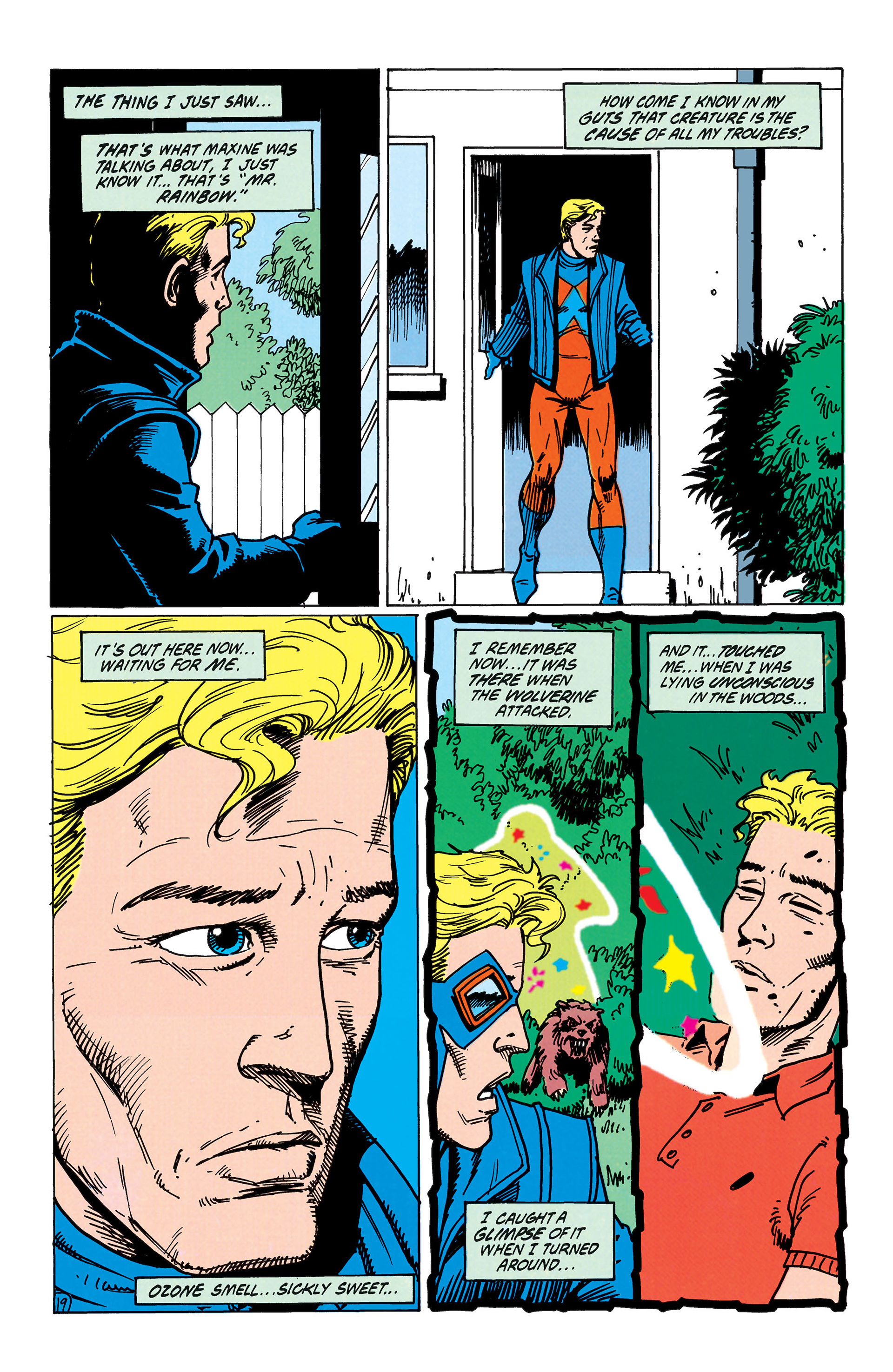 Read online Animal Man (1988) comic -  Issue #38 - 20