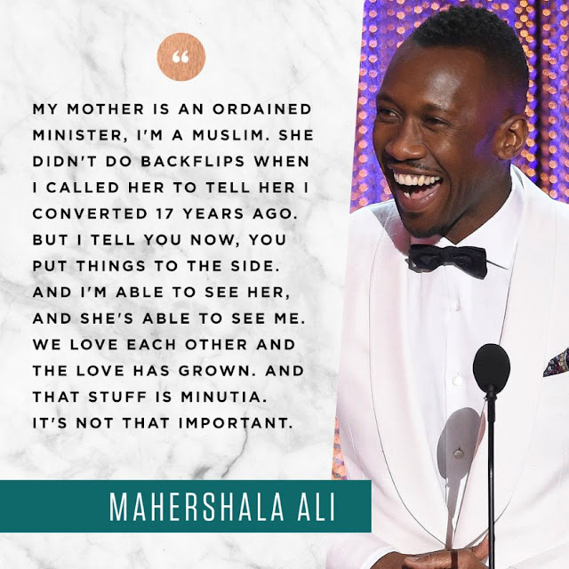Best Mahershala Ali Quotes