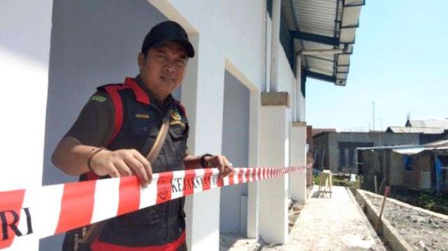 Besok, Rekanan Pembangunan Pasar Panjallingan Kembali Diperiksa Kejari Maros
