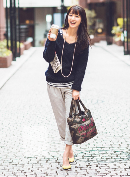 Nozomi Sasaki Japanese glamour model
