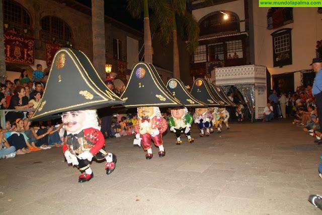 La prueba de selección para la Peña de la Danza de Enanos se celebrará el 16 de noviembre en el Real Nuevo Club Náutico