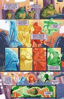 """Reseña de """"Cazafantasmas/Tortugas Ninja 2""""de Erik Burnham y Tom Waltz - Fandogamia"""