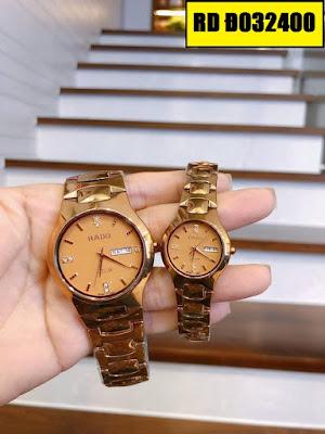 Đồng hồ đeo tay cặp đôi Rado RD Đ032400