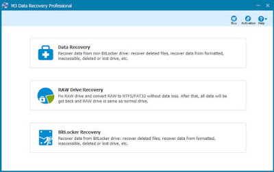 M3 Data Recovery 5.2.1 Crack FREE | Software Zone