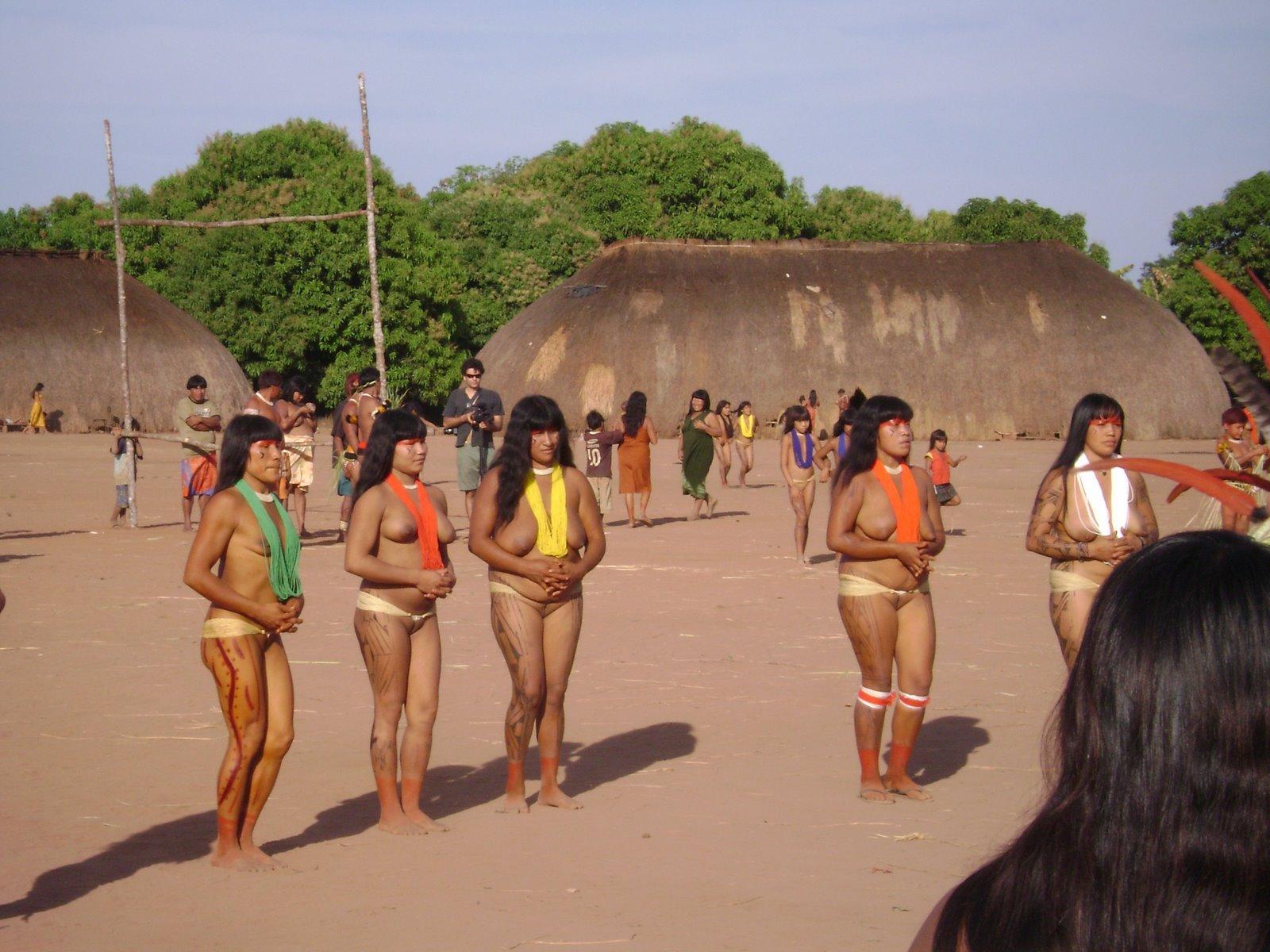 Xingu Girl Nude Sex - Image 4 Fap-3528