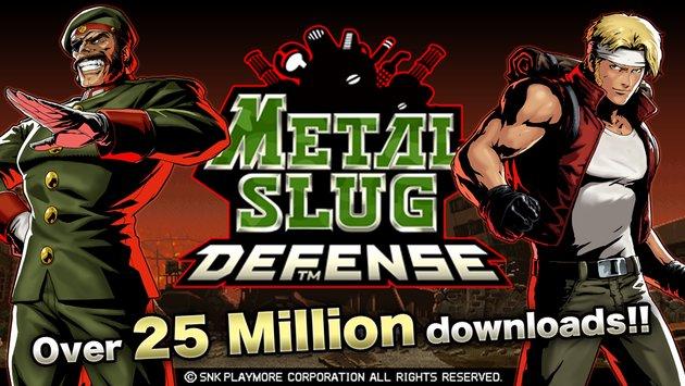Free Metal Slug Defense V1.46 MOD Apk Terbaru