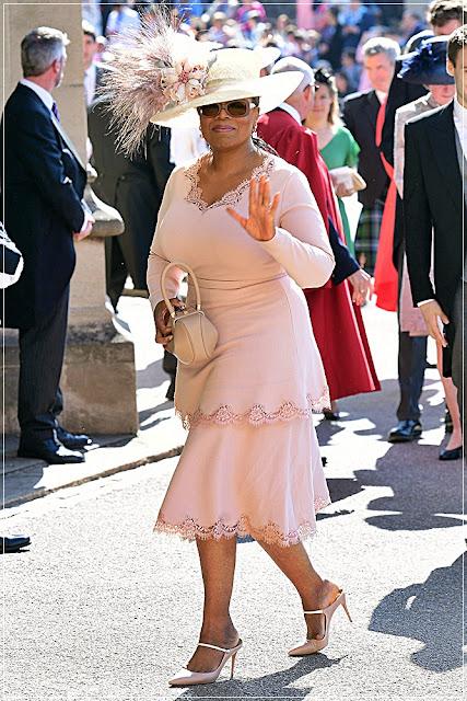 Oprah Winfery w różu