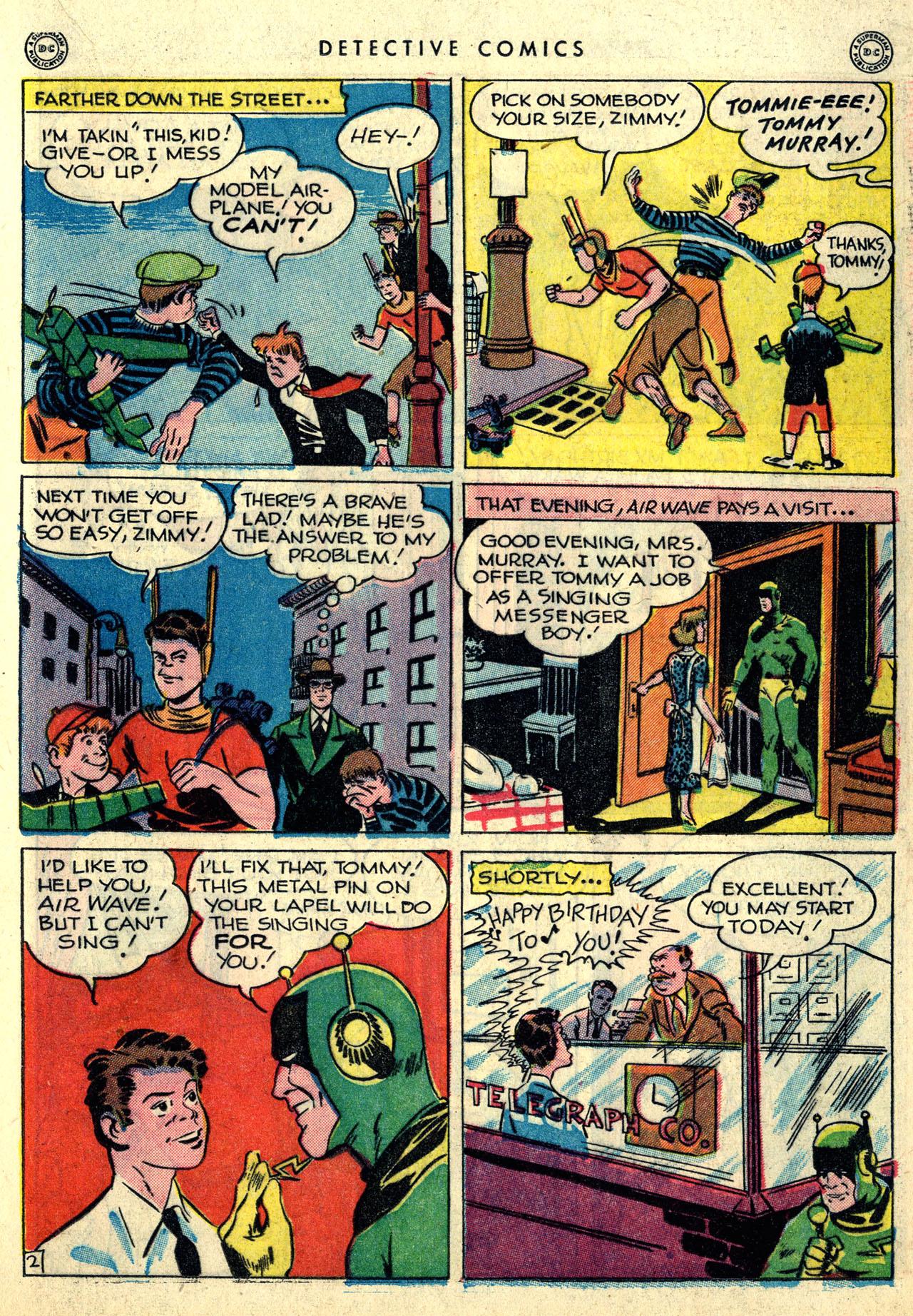 Read online Detective Comics (1937) comic -  Issue #121 - 25
