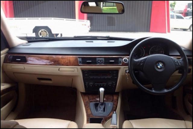 Interior BMW E90 Prefacelift