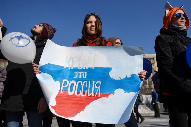 Раскрыт тайный смысл воссоединения Крыма с Россией