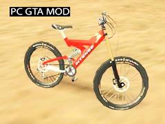Free Download Intense Down Hill Bike Mod for GTA San Andreas