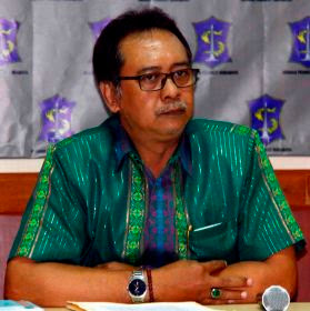 Kepala BKPPM Surabaya Eko Agus Supiandi