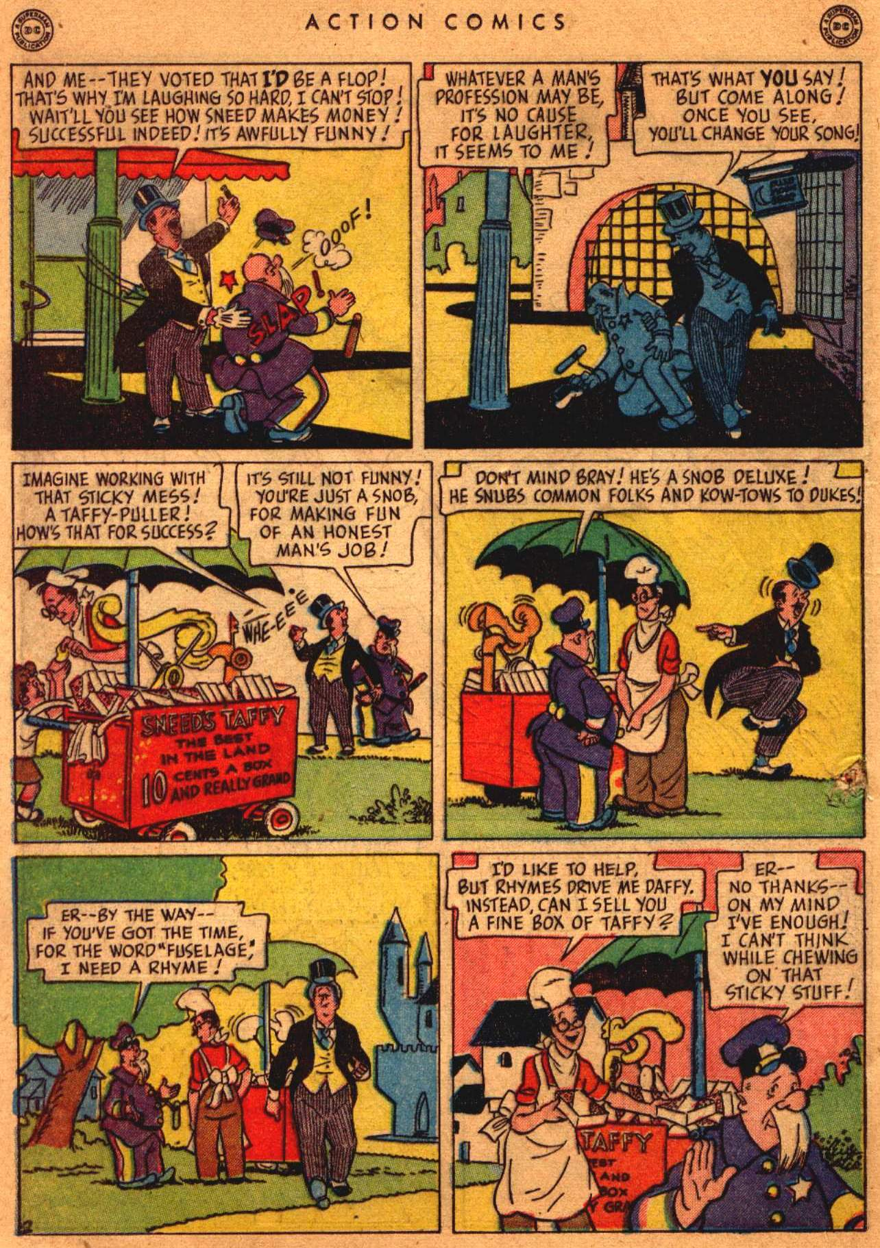 Read online Action Comics (1938) comic -  Issue #108 - 33