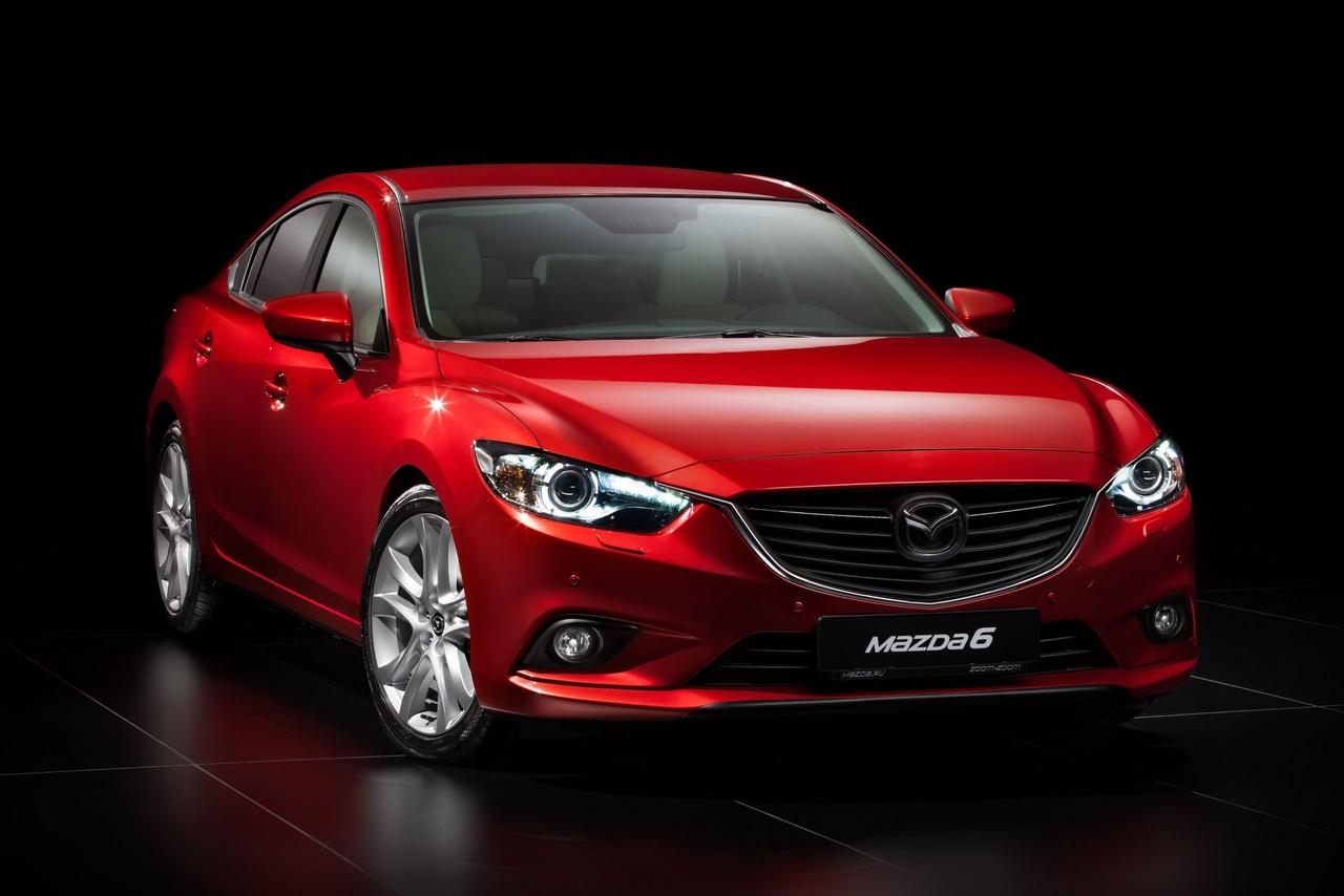 Nancys Car Designs: 2013 Mazda 6 Sedan