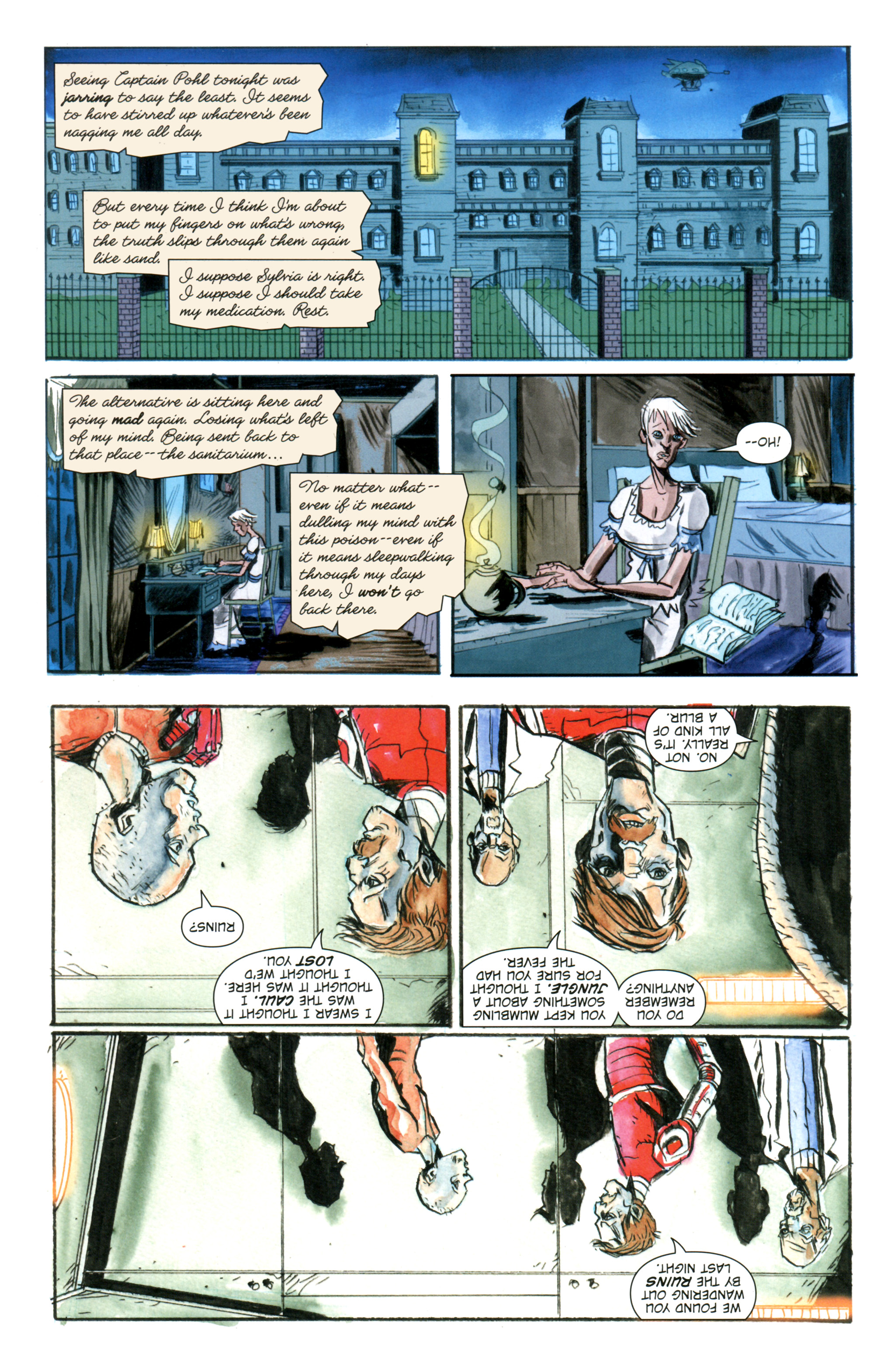 Read online Trillium comic -  Issue #5 - 19