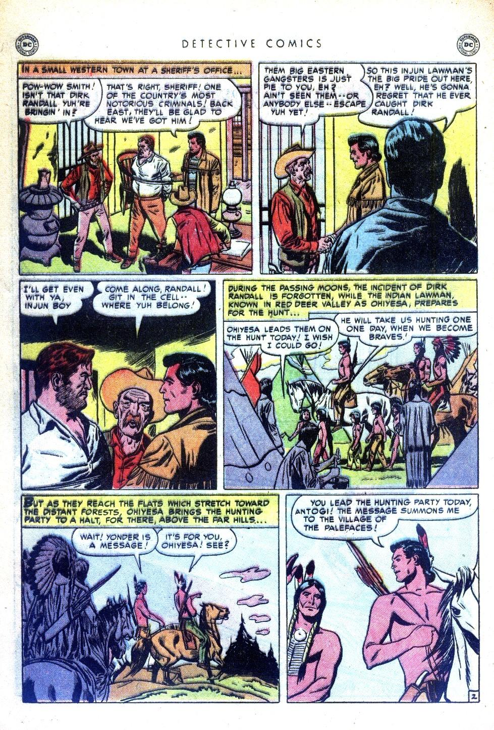 Read online Detective Comics (1937) comic -  Issue #169 - 40