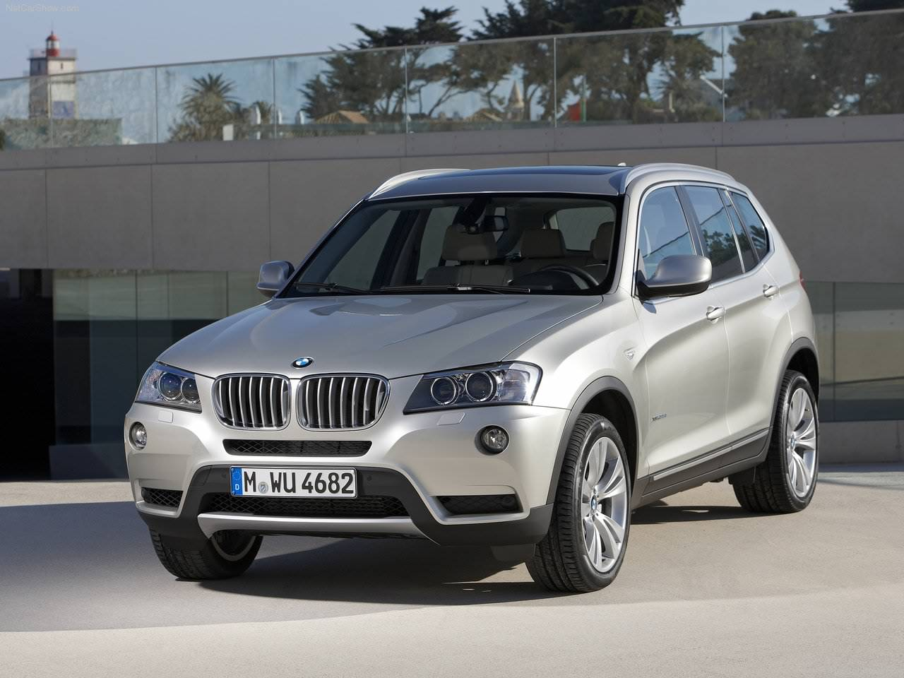 World Car Wallpapers 2011 Bmw X3