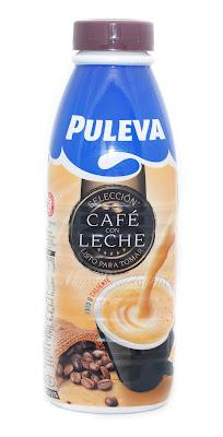 Puleva café con chocolate