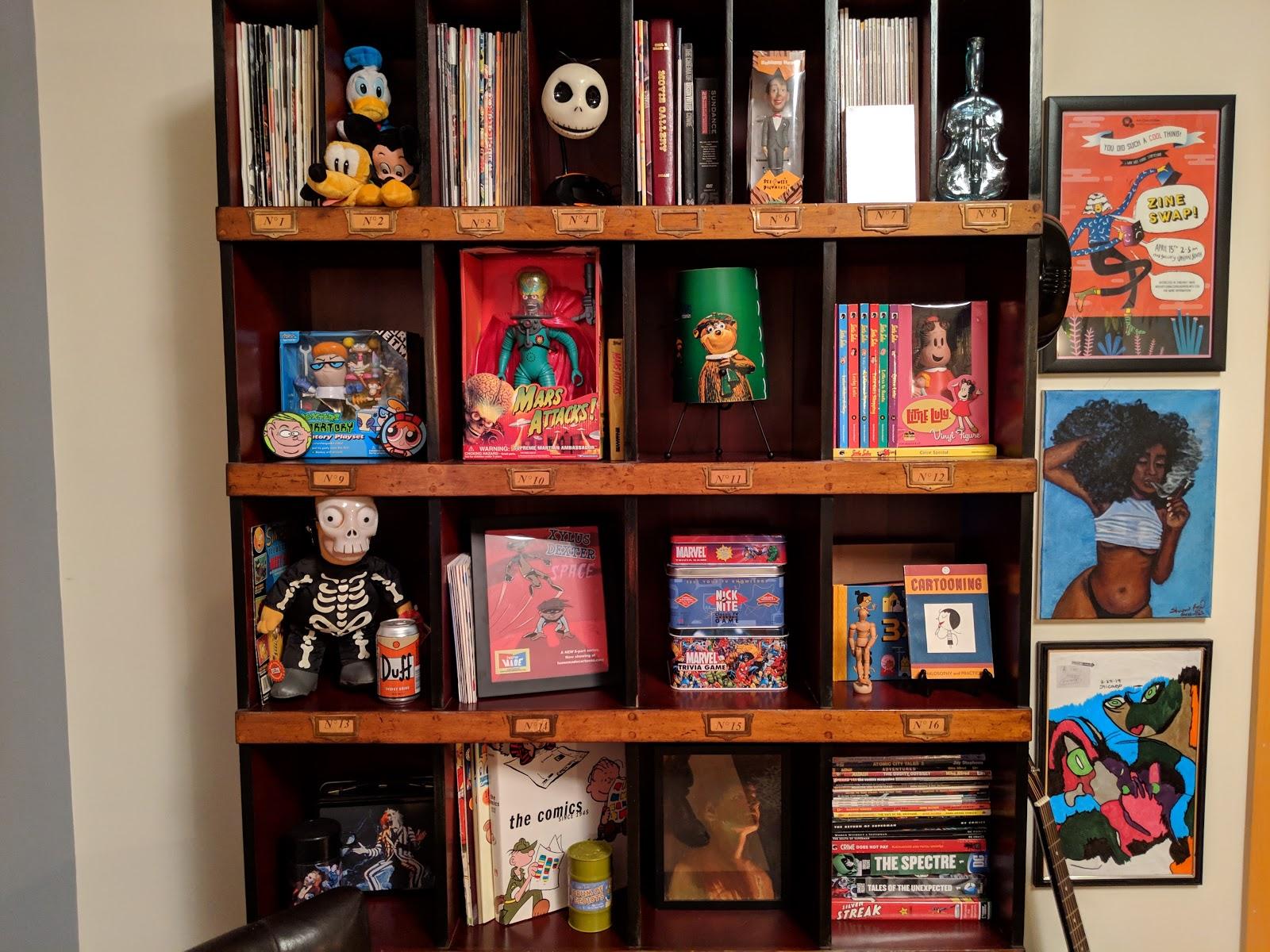display shelf image