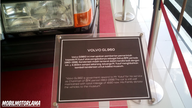 Volvo 960GL bakorwil magelang