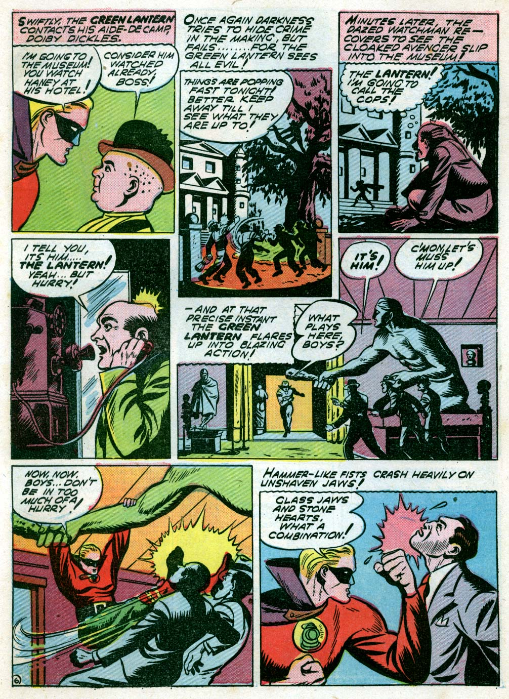 Read online All-American Comics (1939) comic -  Issue #44 - 8
