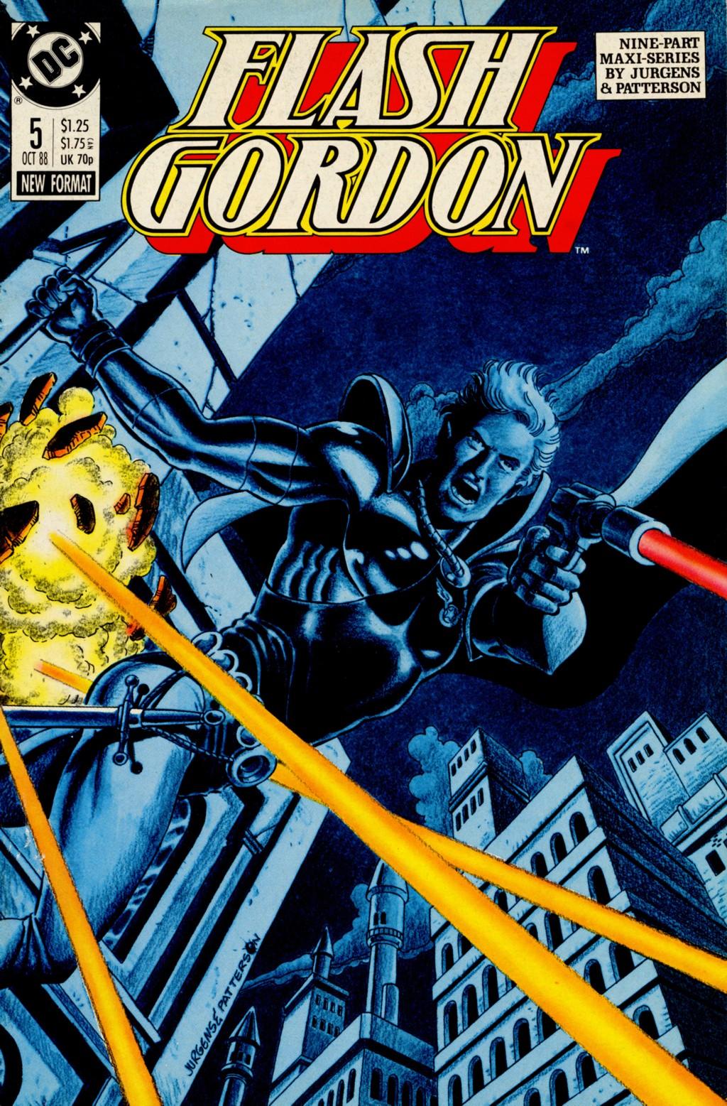 Flash Gordon (1988) 5 Page 1