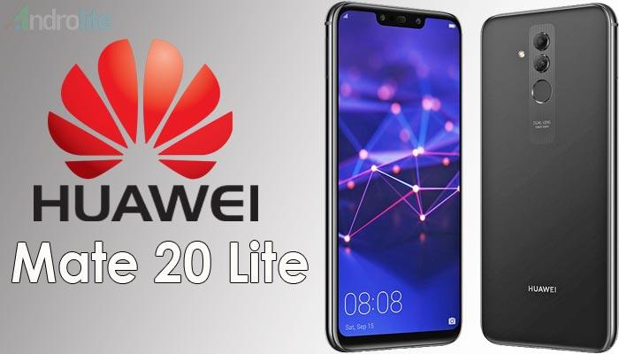 resmi meluncurkan ponsel teranyar mereka Harga Huawei Mate 20 Lite - Spesifikasi Lengkap dan Review Singkat