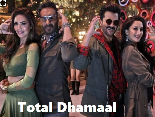 Total Dhamaal Full HD Movie Free Download & Review
