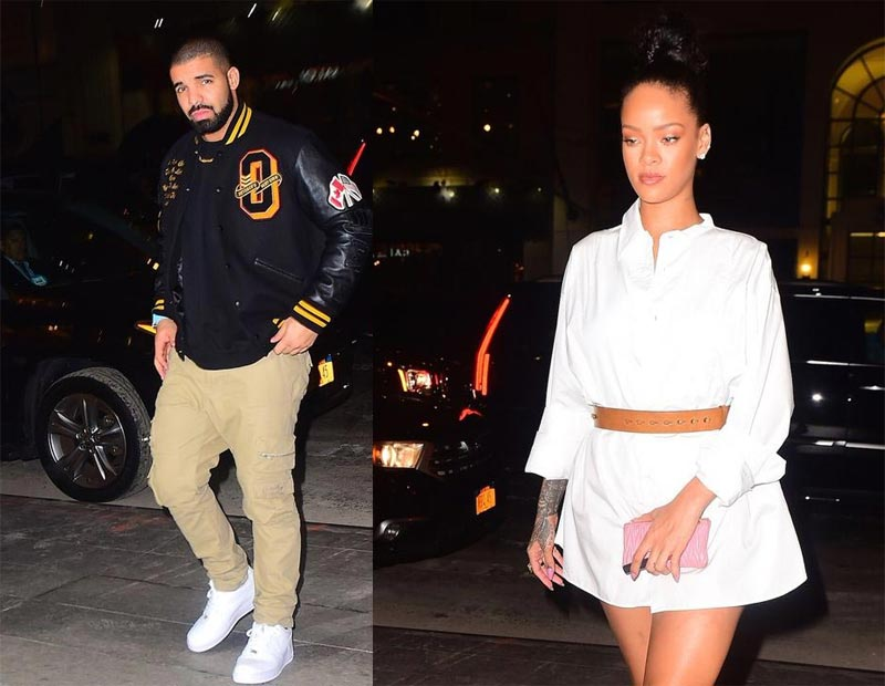 Latest couple in town Drake and Rihanna goes on first official date