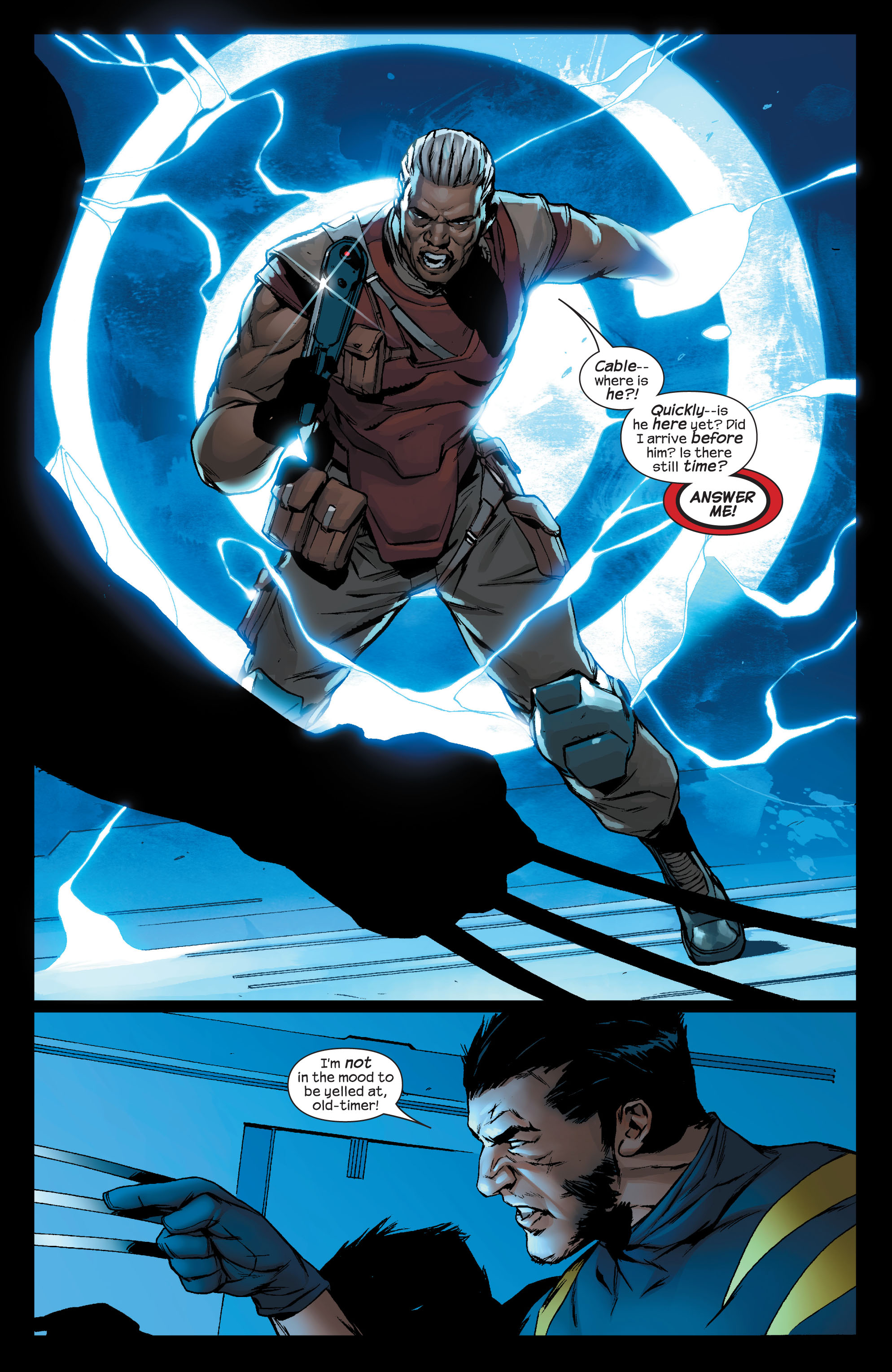 Read online Ultimate X-Men comic -  Issue #76 - 19