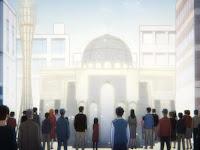 Muslim Jepang Ciptakan Anime Menyentuh Demi Galang Dana Pembangunan Masjid