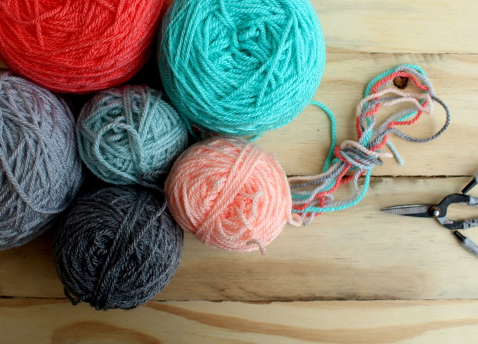 lazy daisy jones crochet blanket