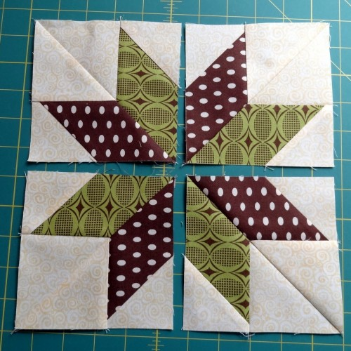 No Y-Seams 8-Point Star - Tutorial