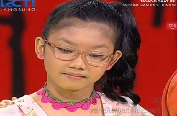Top 5 Besar Indonesian Idol Junior