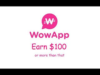 WowApp Penghasil Dolar Dengan Mudah dan Gratis