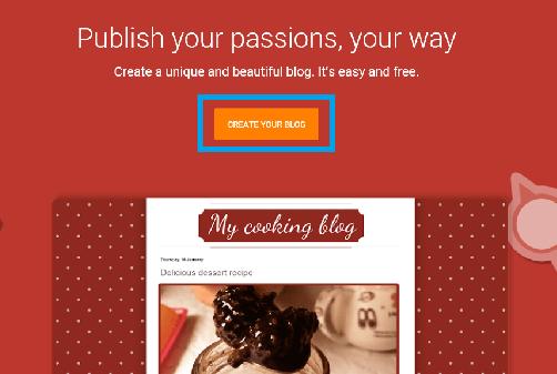 Cara Membuat Blog Untuk Publikasikan Tulisan Di Google Gratis