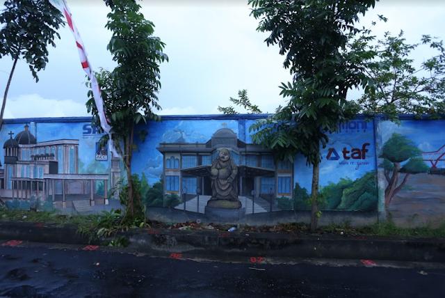 2019 Indonesia Maju Dengan Membangun Semangat Kampung Indonesia Berseri Astra