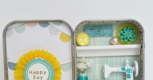 Thanksgiving Giveaway! ~  Tiny Tin Sewing Room