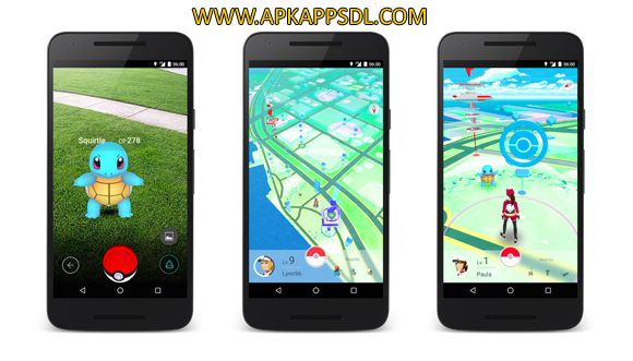 Download Pokemon GO Apk v0.29.2 Full Latest Version 2016