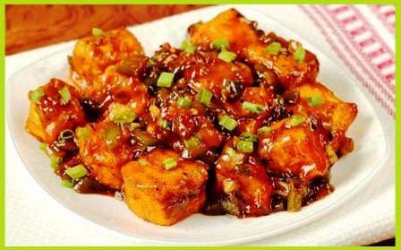 पनीर मंचूरियन बनाने की विधि - Paneer Manchurian Recipe in Hindi