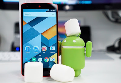 List Of Android Smartphones Who Get Android 6.0 Marshmallow Update at Today's Android Event