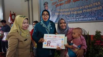 TP PKK Kota Mojokerto Fokus Cegah Stunting dan Pendampingan Ibu Hamil Resiko Tinggi