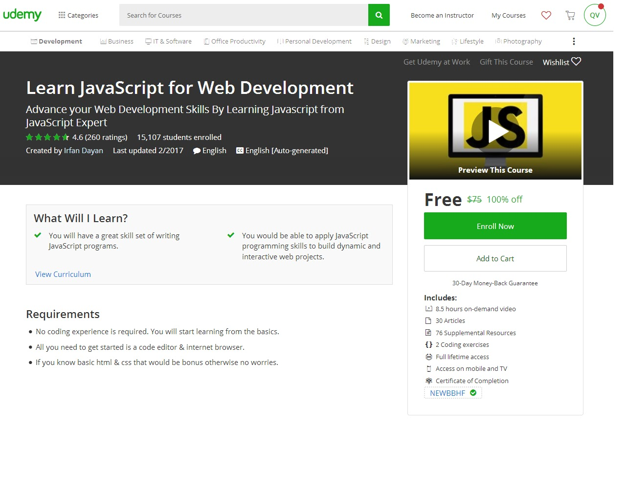 Udemy 100 OffAndroid Game Development for Beginners 100