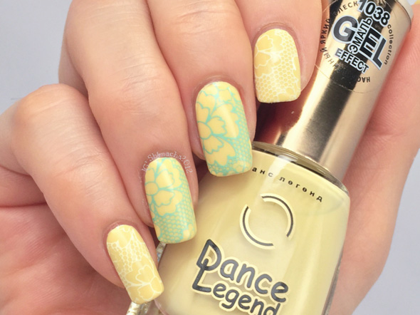 Dance Legend Gel Effect 1038