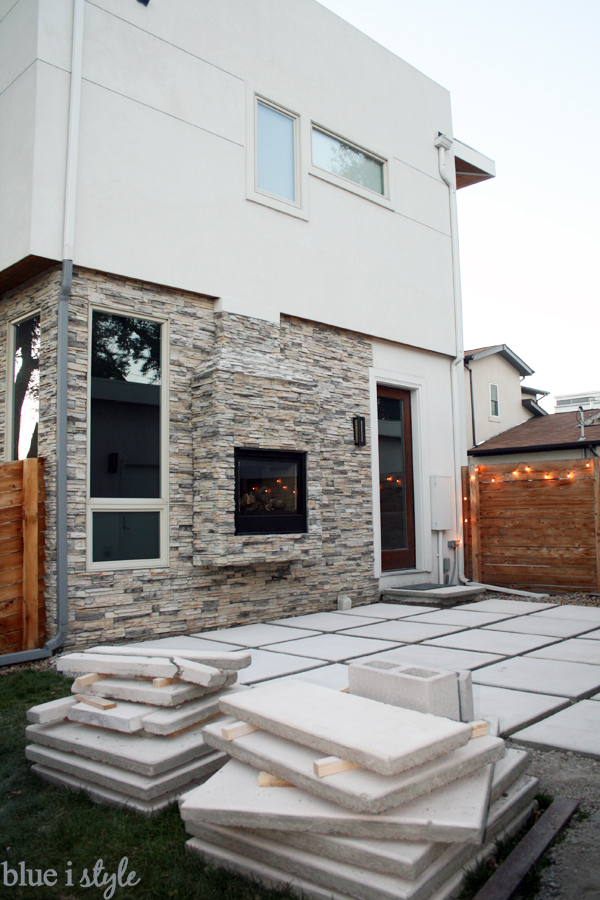 {outdoor style} Backyard Evolution Part 2 - Modern Patio ...