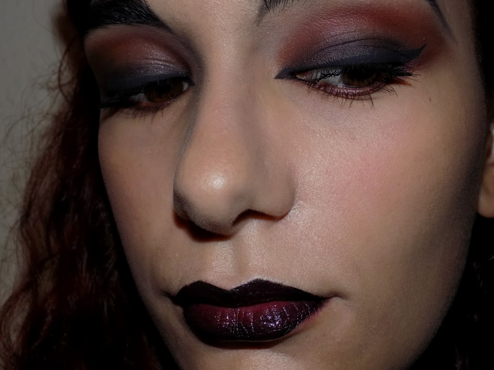 Julia speaks halloween 2016 vampire makeup tutorial the body makeup baditri Image collections