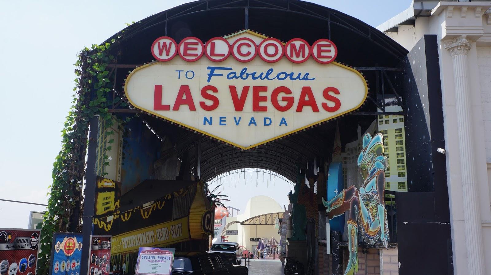 Zona Las Vegas museum angkut