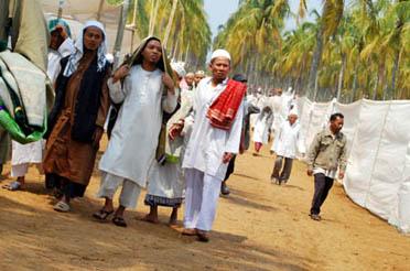 210 Jamaah Tabligh Dikarantina di Masjid Hyderabad