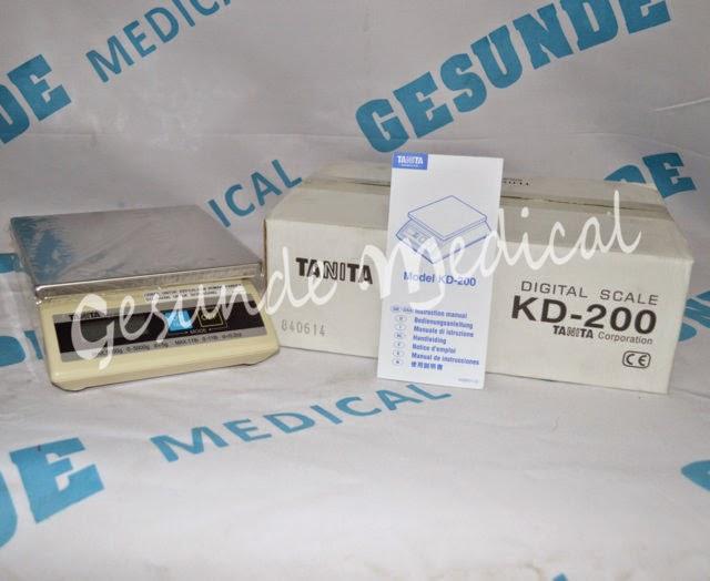 distributor timbangan digital tanita kd200
